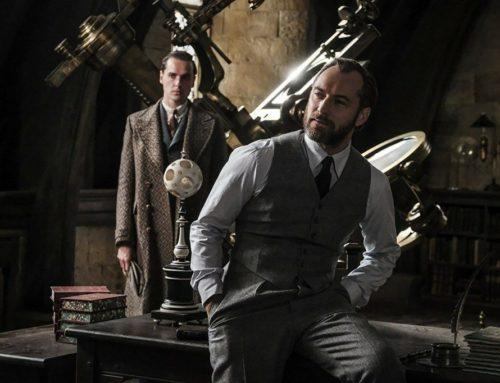 """Dumbledore n'enseigne 'pas encore' la Métamorphose dans """"Les Animaux Fantastique : Les Crimes de Grindelwald""""  !"""