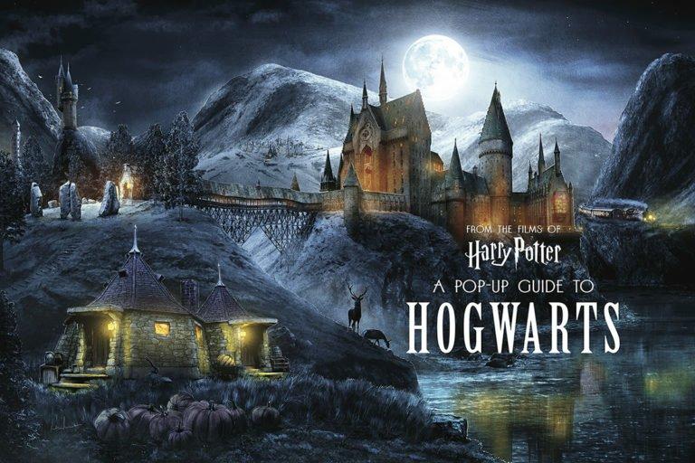 Univers Harry Potter Com Exclusif Le Livre Pop Up Sur