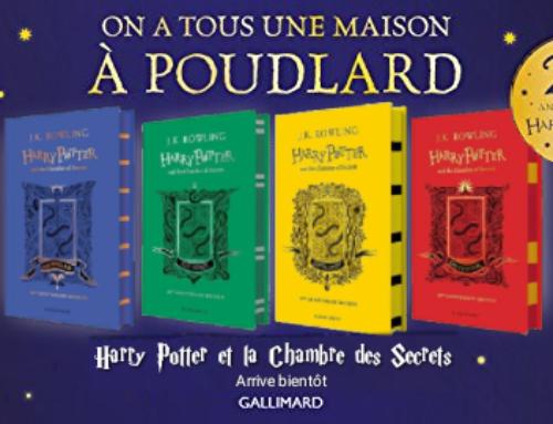 """Exclusif : les éditions """"4 Maisons"""" françaises du second tome annoncées pour Février prochain chez Gallimard !"""