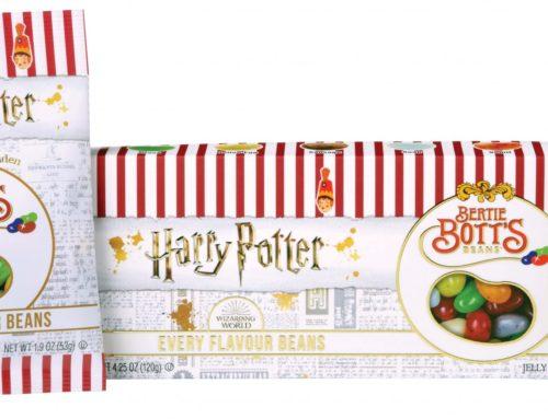 De nouvelles sucreries Harry Potter