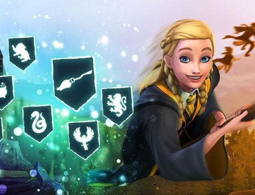 """""""Harry Potter : Les Secrets de Poudlard"""" rapporte gros"""