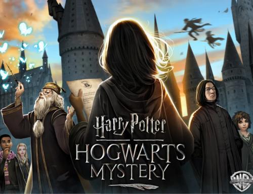 """Cinquième Année dans le jeu """"Harry Potter : Secret à Poudlard"""""""