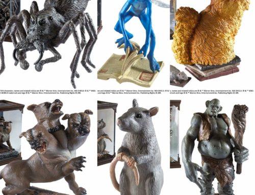 """Récapitulatif des statuettes """"Créatures Magiques"""" de Noble Collection !"""
