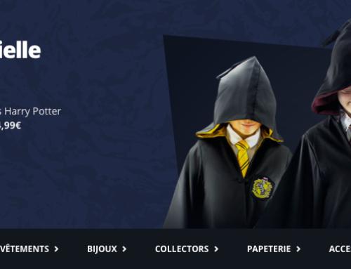 Nouvelle boutique officielle francaise Monde Magique