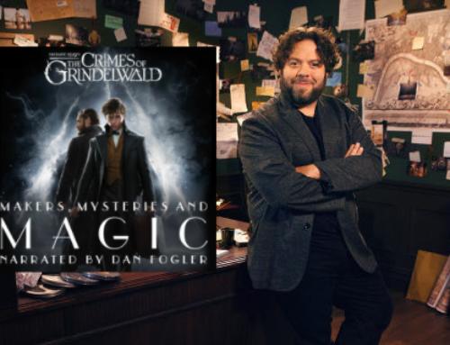"""""""Les Crimes de Grindelwald"""" : Dan Fogler sera le narrateur d'un livre-audio sur les coulisses du film !"""