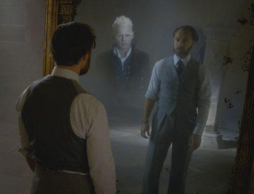 """""""Les Crimes de Grindelwald"""" : Dumbledore sera """"clairement"""" gay !"""
