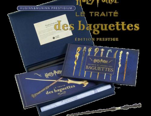 """Réédition collector et limitée du """"Traité des Baguettes"""", chez Huginn&Muninn !"""