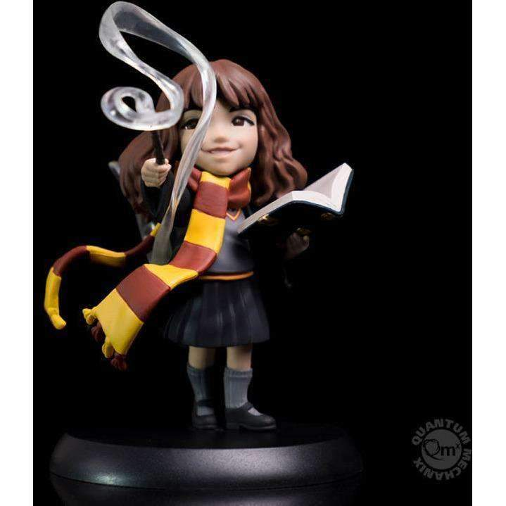 'Q-fig' - Hermione Granger's First Spell