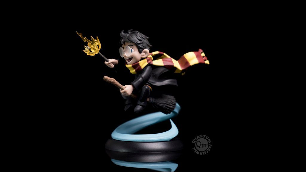 'Q-fig' - Harry Potter's First Flight