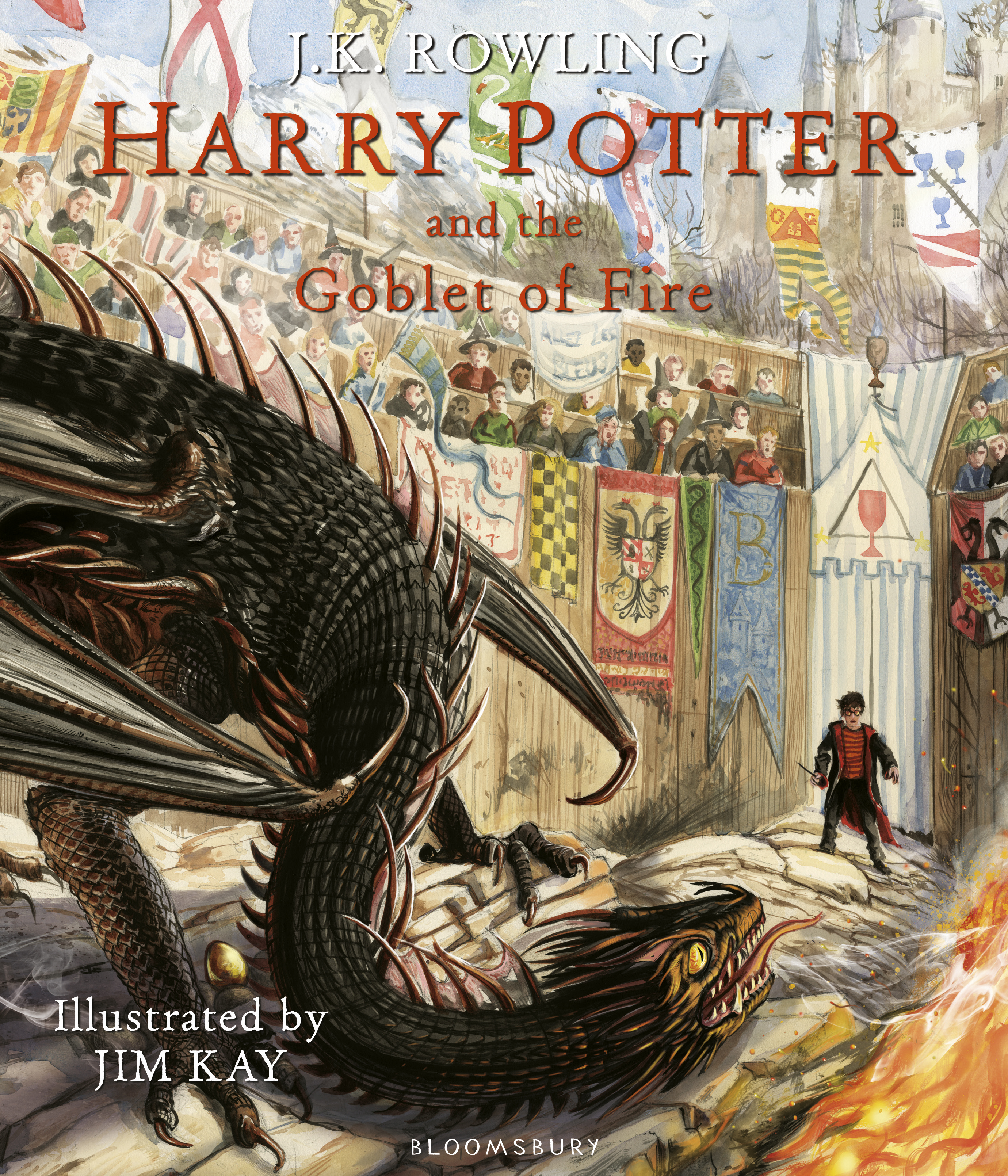Univers Harry Potter Com La Couverture De L Edition